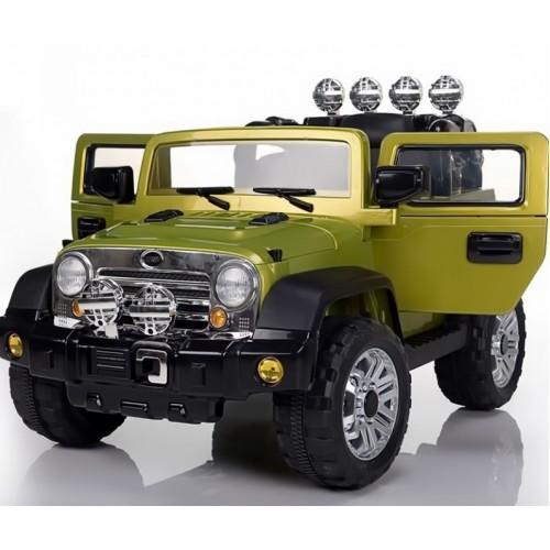 Детский электромобиль Jeep Reback