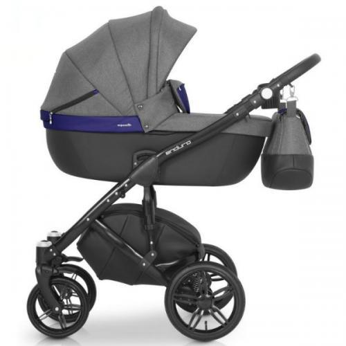 Детская модульная коляска Riko Enduro 3 в 1