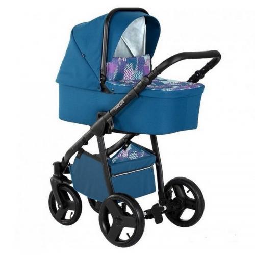 Детская модульная коляска AMELIS MUKI 2 в 1