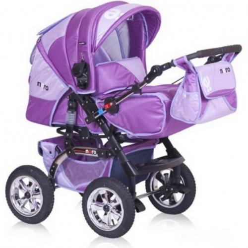 Детская коляска-трансформер Expander Nero