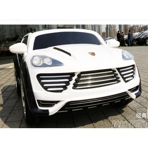 Детский электромобиль Porche Cayenne Turbo Lux