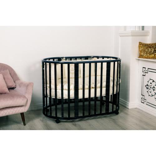 Детская кроватка INCANTO Mimi маятник 7 в 1