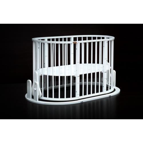 Детская кроватка Bambini арт.14 (маятник) 7 в 1