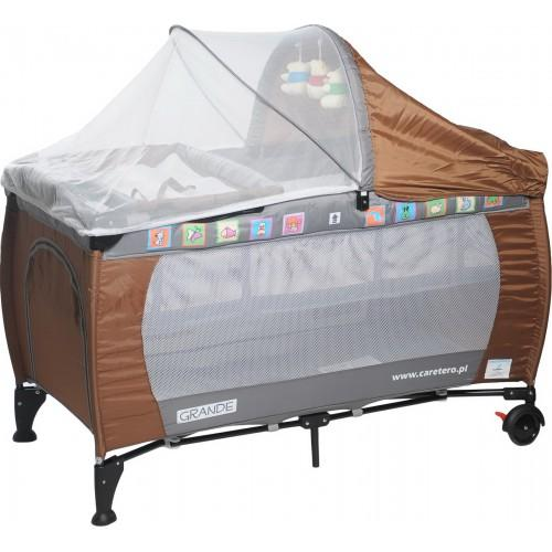 Детский манеж-кроватка Caretero Grande
