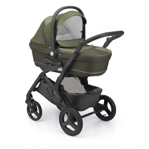 Детская модульная коляска CAM Dinamico Up Stone 3 в 1