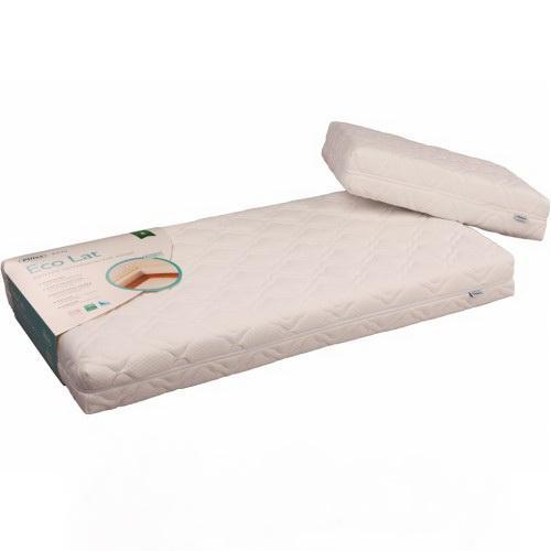 Детский ортопедический матрас в кроватку-трансформер Plitex EcoLat 170*60
