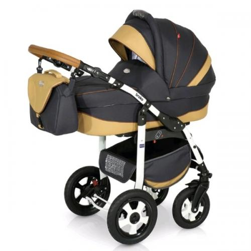 Детская модульная коляска Verdi Broko 3 в 1