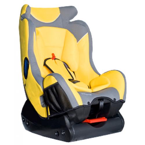 Детское автомобильное кресло Мишутка LB 718