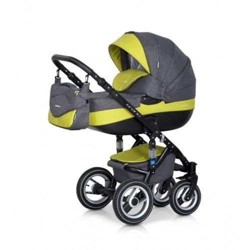 Детская универсальная коляска Riko Brano 2 в 1