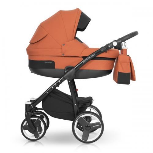 Детская модульная коляска Riko Re-Flex 3 в 1