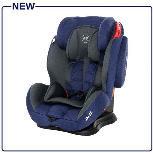 Детское автомобильное кресло Coto Baby Salsa