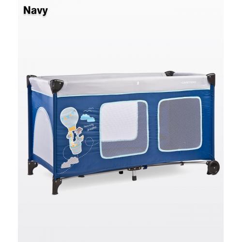 Детский манеж-кровать Caretero Simplo Plus