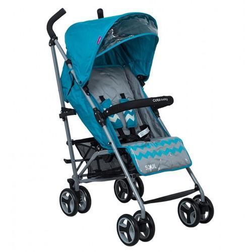 Детская прогулочная коляска Coto Baby Soul