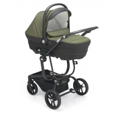 Детская модульная коляска CAM Tris Taski 3 в 1