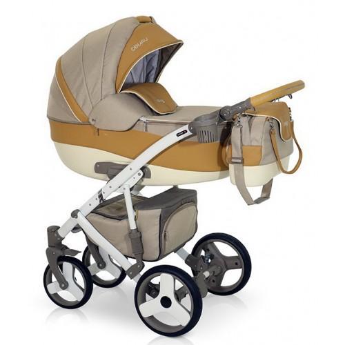 Детская модульная коляска 3 в 1 Verdi Vango