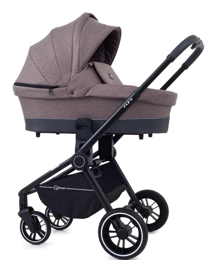 Детская модульная коляска Rant Flex Trends 2021 3 в 1