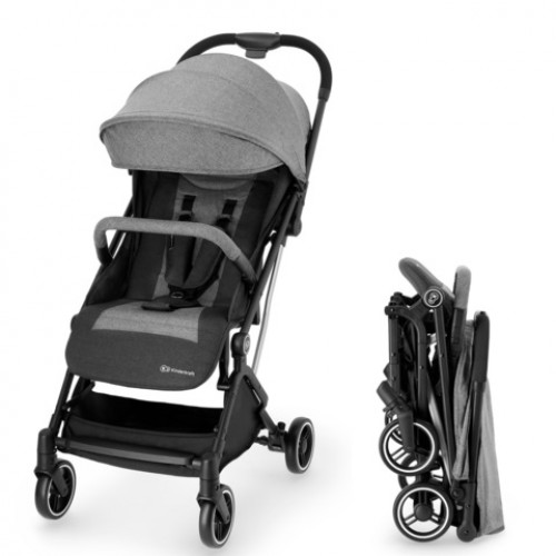 Детская прогулочная коляска KinderKraft INDY