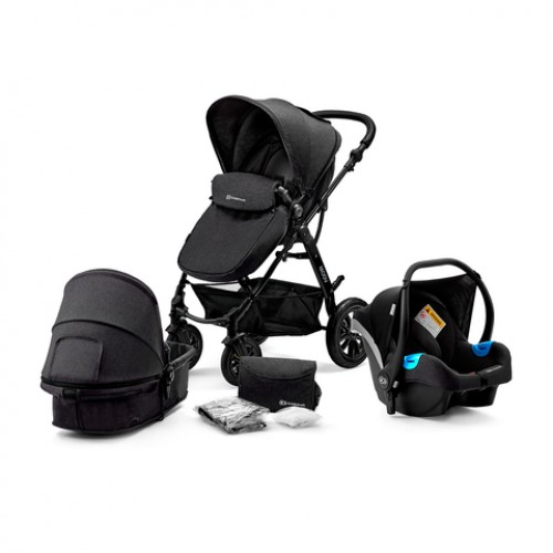 Детская коляска-трансформер KinderKraft MOOV 3в1
