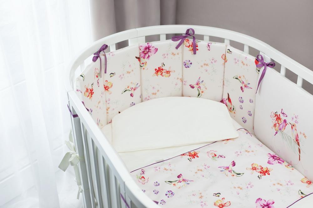 Детское постельное белье Perina Акварель Oval
