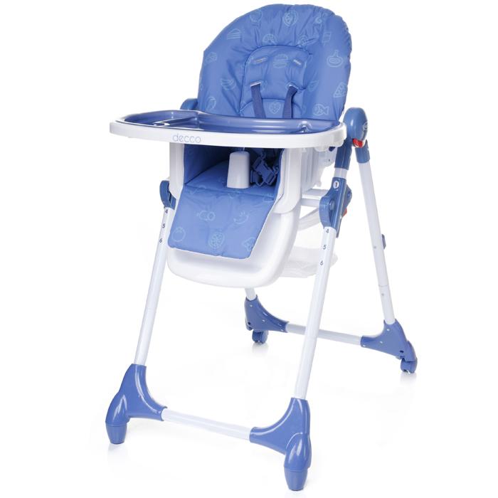 Детский стульчик для кормления 4Baby Decco