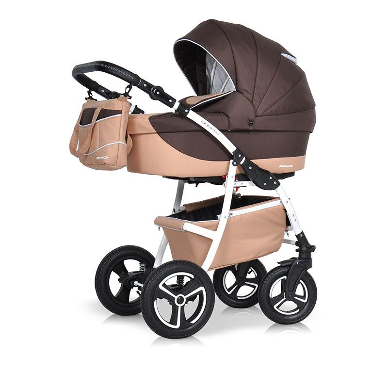 Детская модульная коляска Riko Angelo New 2в1