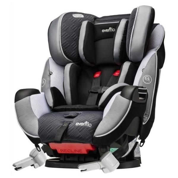 Детское автомобильное кресло Evenflo Symphony DLX (0-49)