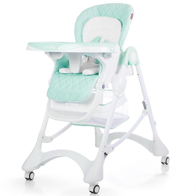Детский стульчик для кормления Carrello Caramel CRL-9501/3