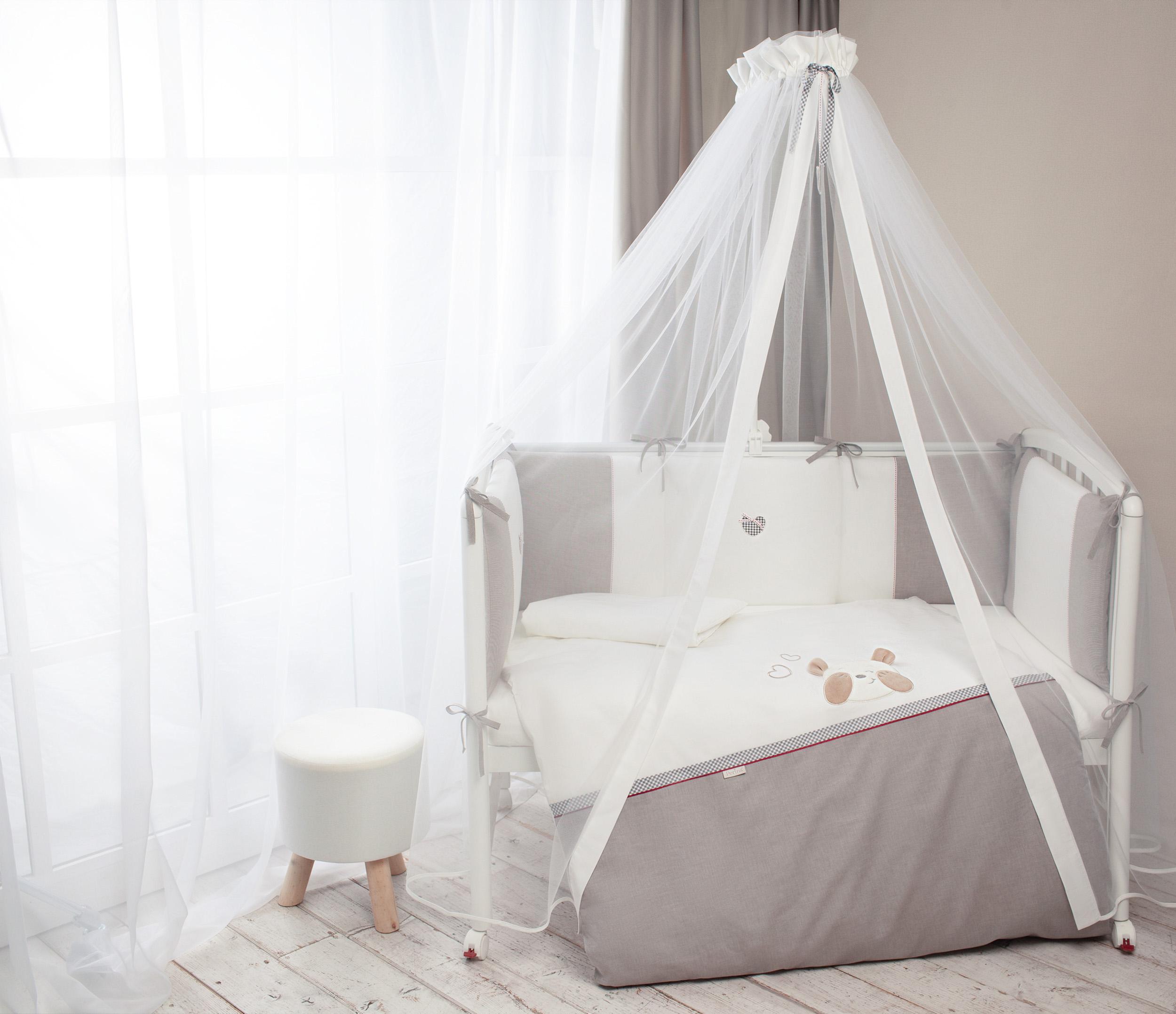 Детское постельное белье Perina Прятки 7 предметов