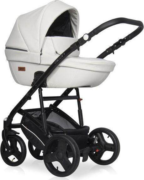 Детская модульная коляска 3 в 1 Riko Basic Aicon Ecco