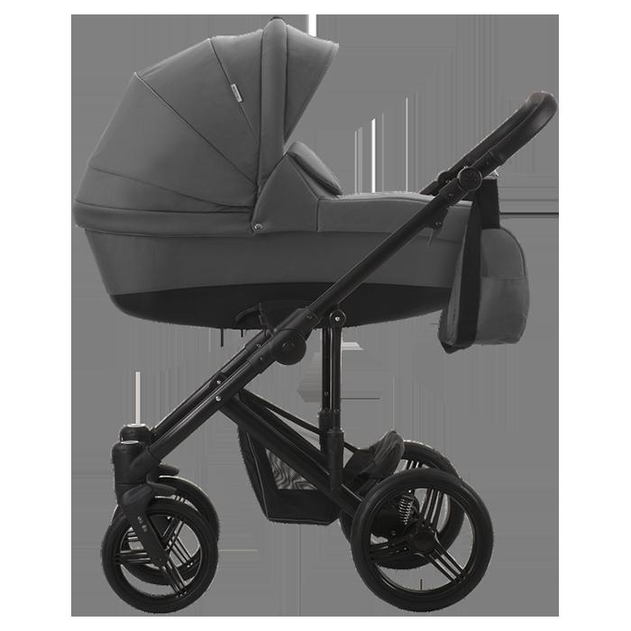 Детская модульная коляска Bebetto Magnum 3 в 1