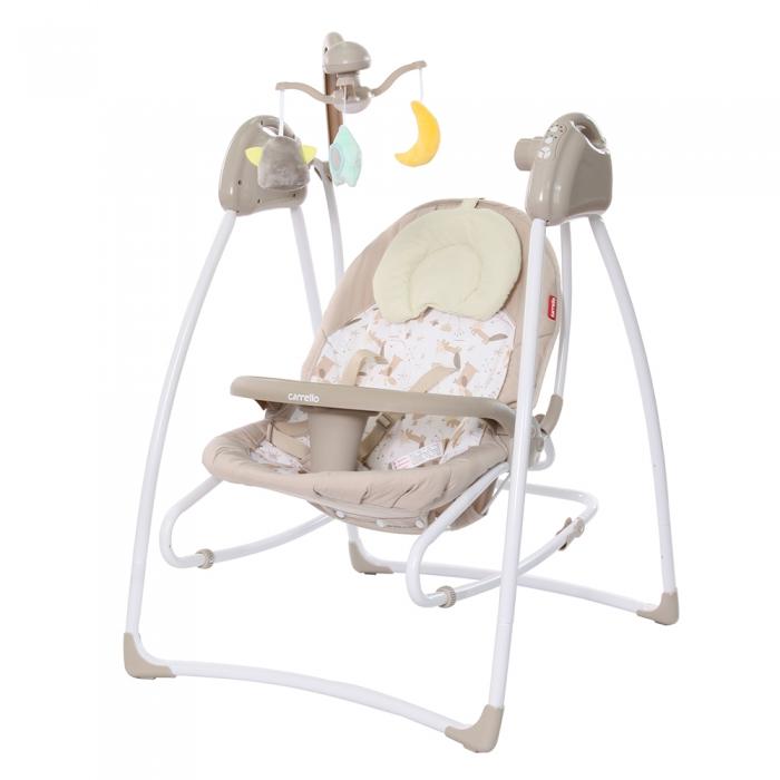 Детское кресло-качалка CARRELLO CRL-7502 Grazia