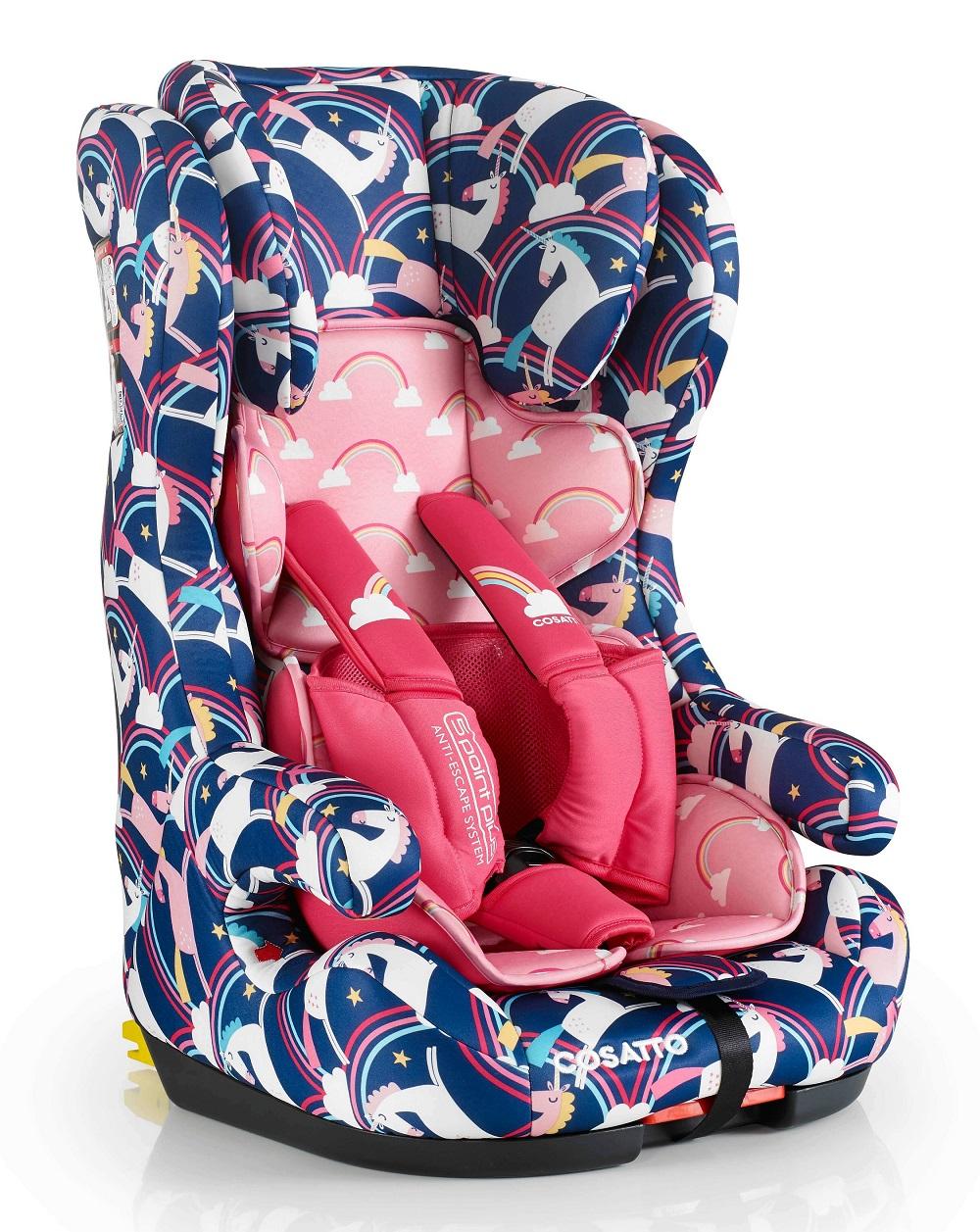 Детское автомобильное кресло COSATTO HUBBUB ISOFIX 9-36