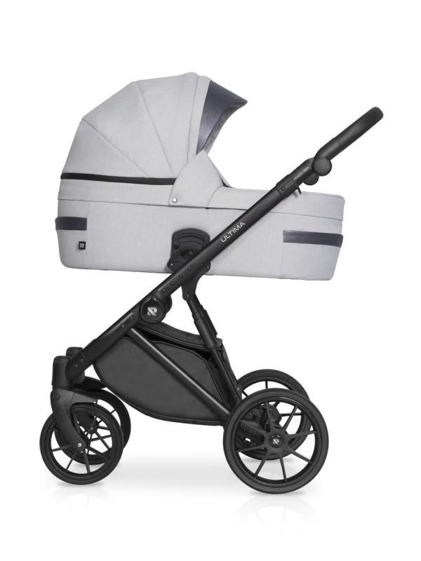 Детская модульная коляска RIKO ULTIMA 2 в 1