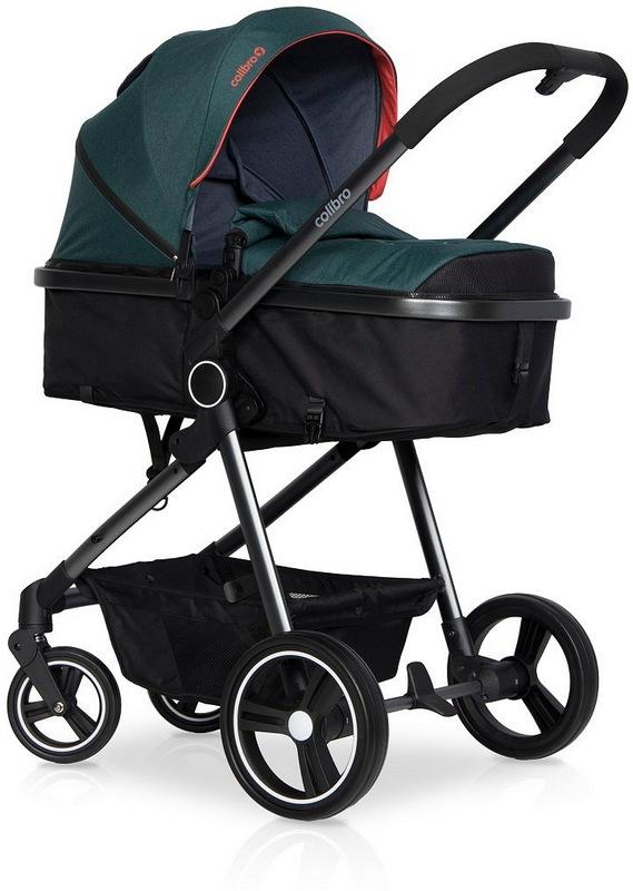 Детская коляска-трансформер COLIBRO ONEMAX 2 в 1