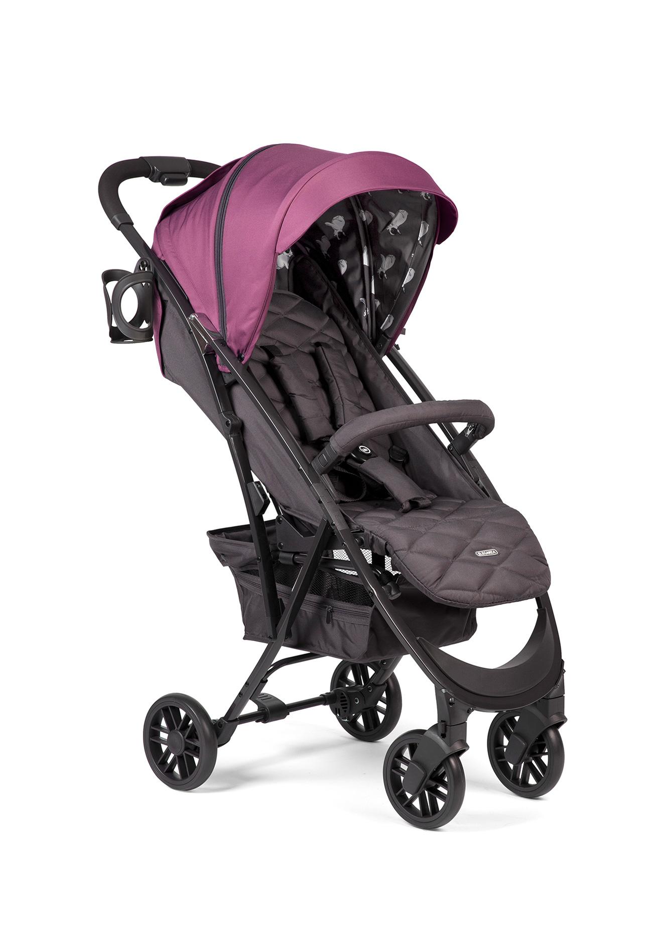 Детская прогулочная коляска Happy Baby Eleganza V2 New