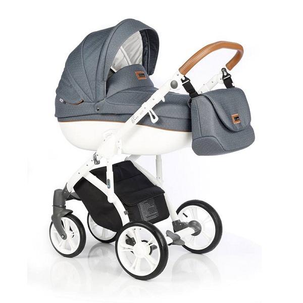 Детская модульная коляска Roan Bass Soft 2 в 1