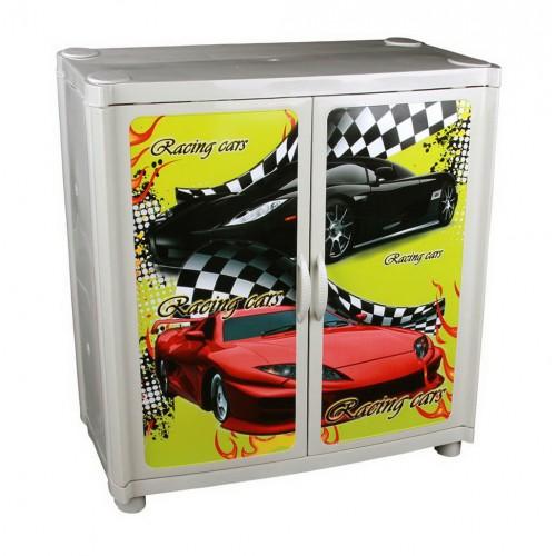 Пластиковый комод-шкаф Башпласт Формула-2 №4 М5002