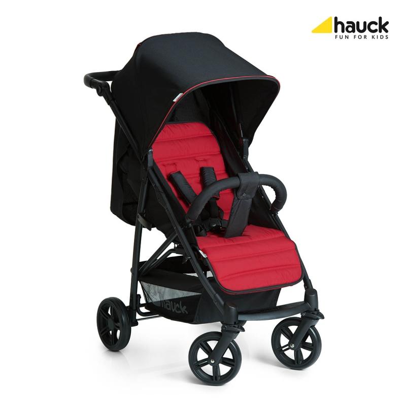 Детская прогулочная коляска Hauck Rapid 4