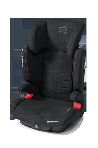 Детское автомобильное кресло Espiro Gamma FX 2019