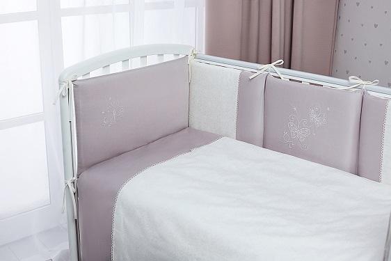 Детское постельное белье Perina Амели 6 предметов
