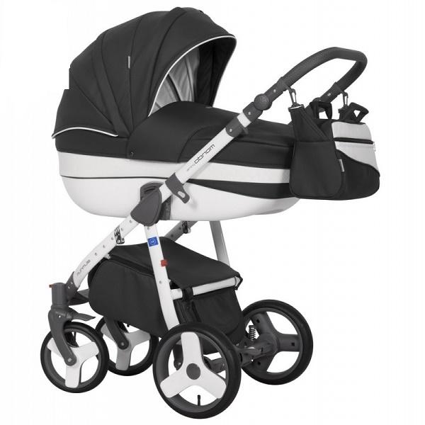Детская модульная коляска Expander Mondo Prime 2 в 1