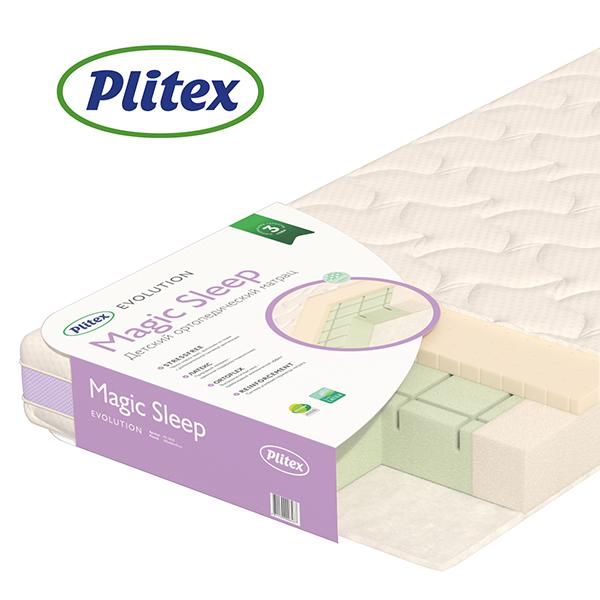 Детский ортопедический матрас Plitex Magic Sleep