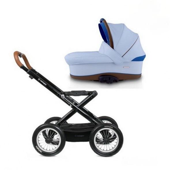 Детская коляска-люлька Navington Corvet 2 в 1