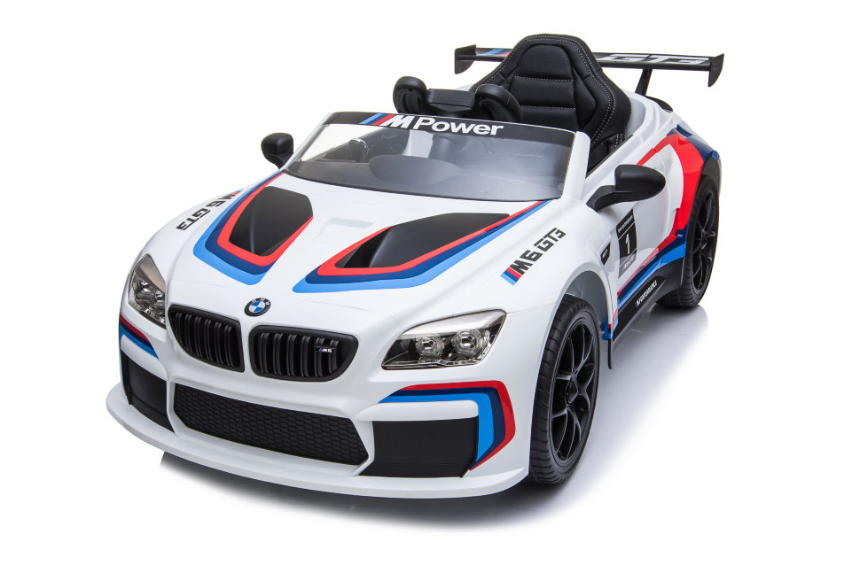 Электромобиль Chi Lok Bo BMW M6 GT3