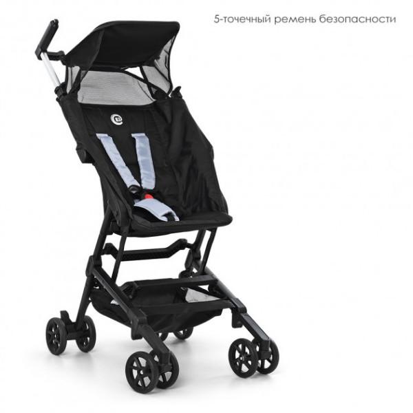 Детская прогулочная коляска EL Camino Qwerty ME 1033