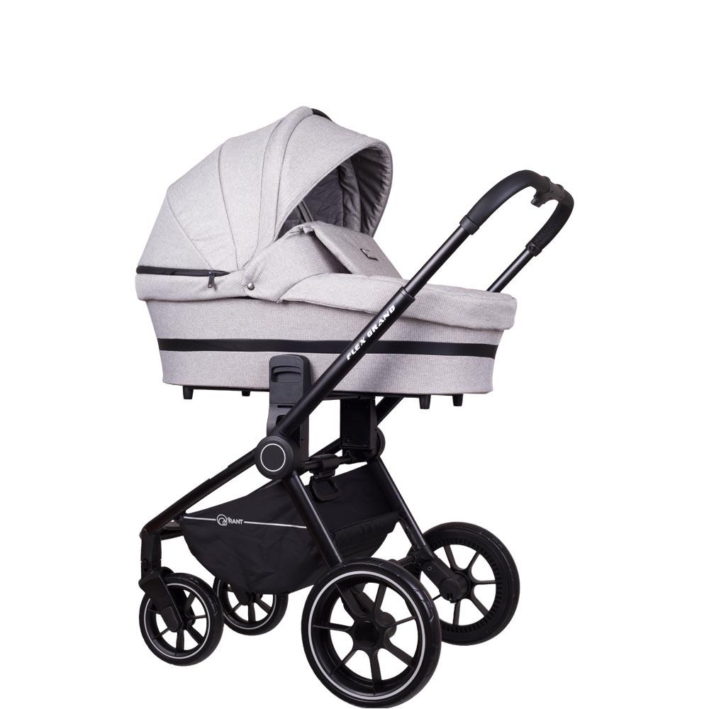 Детская модульная коляска Rant Flex Grand 2021 2 в 1