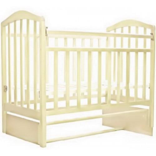Детская кроватка Алита-5 слоновая кость