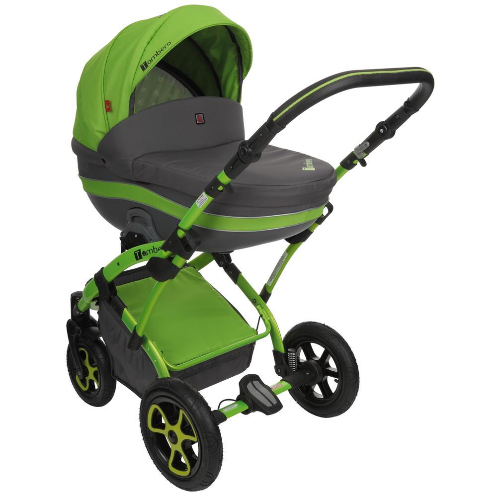 Детская модульная коляска Tutek Tambero 3в1