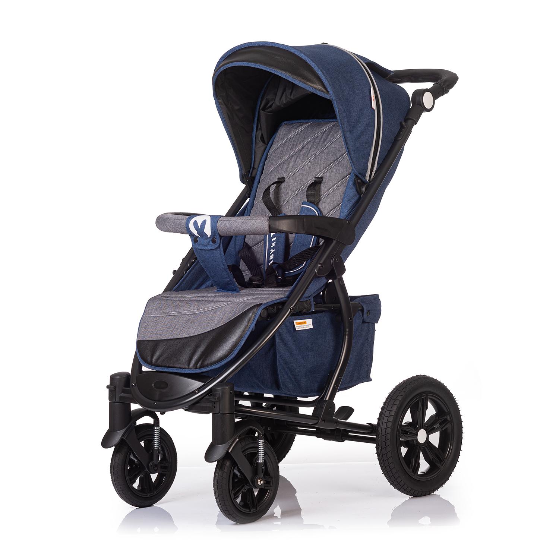 Детская прогулочная коляска BabyHit Tribute
