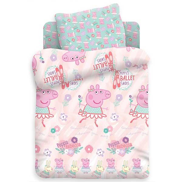 Детское постельное белье iTex «Свинка Пеппа» Пеппа балерина 362268